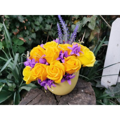 Aranjament floral cu...