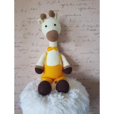 Girafa cu sarafan -...