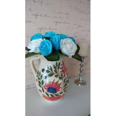 Aranjament cu trandafiri...