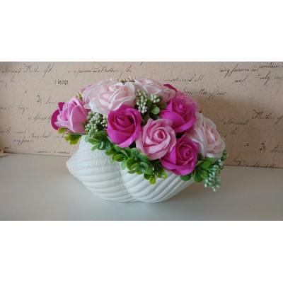 Aranjament floral,...