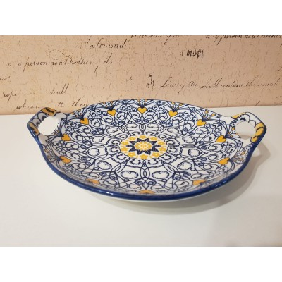 Farfurie din ceramica, cu...